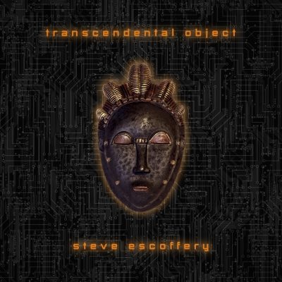 Transcendental Object Cover Art by Laurie Griffin