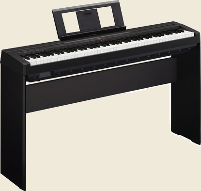 Yamaha P-45 – best entry-level digital piano