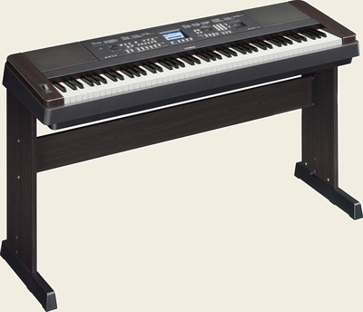 Yamaha DGX-650 digital piano review