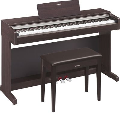 Yamaha YDP-142 digital piano review