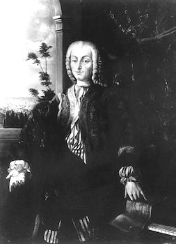 Portrait of Bartolomeo Cristofori, inventor of the piano
